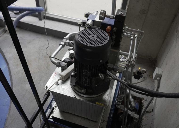 Systemy sterowania hydraulicznego